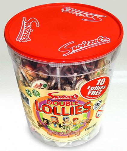 SW107 SWIZZELS Double Lollies x120+10